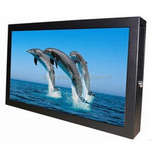 42 55 65 inch Wall Mounted network wifi lcd digital photo frame advertising player