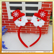 AB1646 Manufacturers Selling Creative Christmas Hair Band Christmas Adornment Wholesale