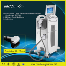 2015 China canton beauty expo 808nm diode laser hair removal machine, diode laser hair removal