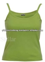 Sexy Female Soild Color Casual Women Slim Fit Cotton Tops