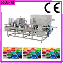 2015 new custom cup silly putty filling and sealing machine