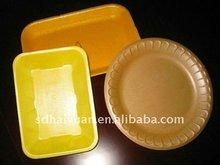 espuma de plástico recipiente / caixa / pratos de comida