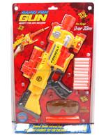 Plastic soft bullet gun toy for sale,children elctric gun toys