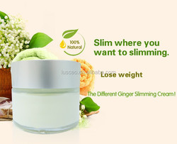 best fat burning cream for face and body fat removal and reducing called Ginger Slimming Cream
