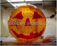 Incredible good quality 100% 1.0mm PVC material inflatable zorb ball 2.3m for kids for sale