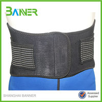 Sports elastic trimmer straitening Neoprene Waist Band