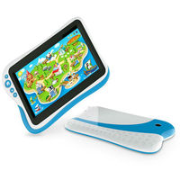 2013 Hotsale Smartbear 7 inch ergonomic Android kids pad with CE FCC and ROHS certificated
