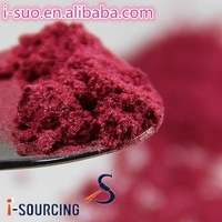 Organic pearl powder pigment red 173 for plastic paint textile
