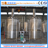 turkey project stainless steel or red copper micro brewery equipment 3bbl micro brewery plant
