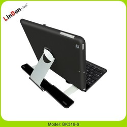 360 Degree Rotating Bluetooth Keyboard For Ipad Air Bluetooth Keyboard With Case BK316-6