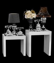 Luxury Black Resin Modern Fashion office decoration for new year From China Factory