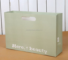 custom apparel garment clothing packaging paper bag,Costomized shopping kraft paper bag