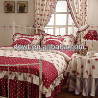 Hot Design Hotel Bedding Set,100% Cotton Bed Sheets,Bedding home textiles latest design bed sheet set