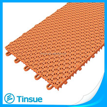 Indoor and Outdoor PP Interlocking Flooring for sports courts
