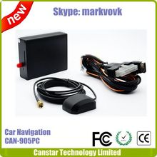 low power consumption,small size,easy installation, HD Version Car navigation for Pioneer DVD