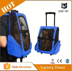 Roller Backpack for Cats and Dogs