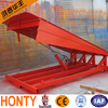 Loading manual dock levelers/truck ramp dock leveler