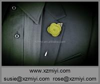 customized fashion clothes Accessories Felt Rose men's lapel flower
