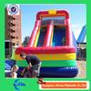 Cheap giant commercial custom inflatable slide for kids