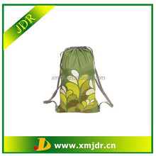 Promotional Foldable Laundry Cheap Nylon Drawstring Bag