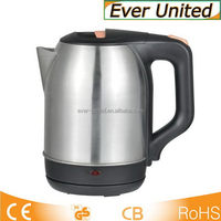 Bottom price unique wide mouth stainless steel kettle