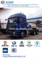 China foton truck semi tractor 6*4, tractors prices