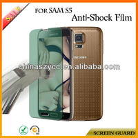 Cell Phone Accessories Anti Smash Anti broken Screen Protector For Samsung Galaxy S5 I9600