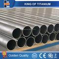 Puro libra gr5 tubo de titânio / tubo