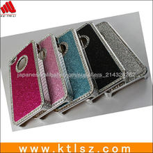 high quality crystal case for iphone 5 cover with many colors