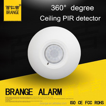 Wired PIR detector 360 degree 12VDC For alarm system Export to Singapore