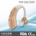Bte audífonos digitales con aparatos auditivos para amplificador de sonido ( VHP-220 )