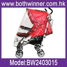pvc baby buggy raincover ,H0T871 transparent cover rain cover for pushchair , stroller rain cover baby umbrella