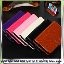 Credit Card Holder Case for iphone 6 PU Leather Cover for iphone 6 Plus