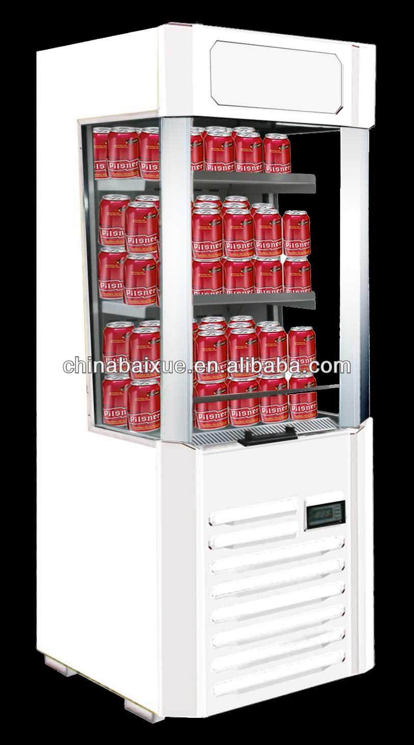 open front air cooler air display beverage cooler open front cooler showcase commercial open front cooler