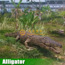 Real look electric life size silicon rubber animatronic animal for sale