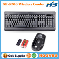 Optical Wireless Keyboard And Mouse USB Receiver,Mini Wireless Keyboard And Mouse For iPad