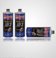 Dot 3 Dot4 Good Quality Red Brake Fluid With CE Certification!