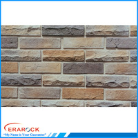 Split brick series outside wall cladding artificial stone