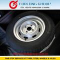 Trazano GOODRIDE WESTLAKE marca ECE y TUV certificado 165 / 80R13 y 4 X 100 neumáticos y llantas de acero