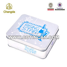 gift boxes wholesale antique tin box for crystal jewelry
