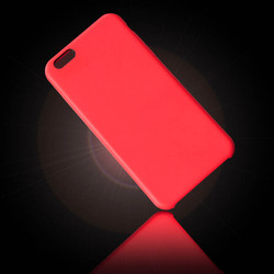 Ultra Clear Silicone cover Case for iPhone 6 Plus, for iphone 6 plus silicone case
