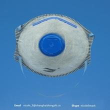 disposable non-woven fabric respirator mask active carbon