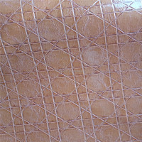 High quality pvc artificial leather,faux animal skin leather for bags DG0655