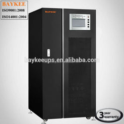 Baykee solar inverter 100KVA 100kva online UPS toy trucks