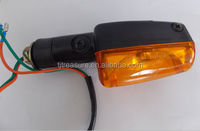 Motorcycle spare parts winker lamp of RX-115/turn signal lamp