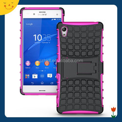 2015 China wholesale! custom mobile phone hard cover case for Sony Xperia z4