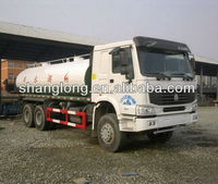 SINOTRUK HOWO PLANT WATERING CART FOR SALE