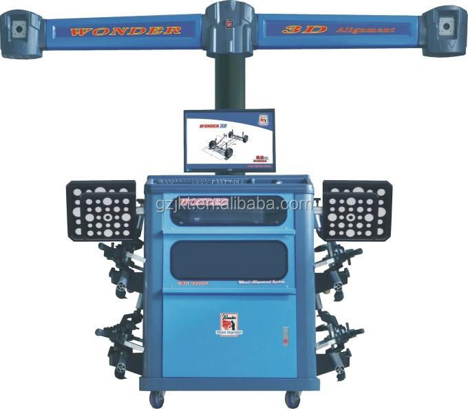 alignment machine parts