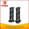 Good quality Screw thread Rubber Motorcycle Handlebar Grip