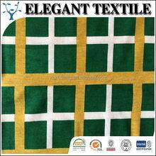 Elegant Textile pure cotton printed 4 pcs bed set fabric